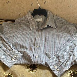 Yves Saint Laurent Men's Dress Shirt